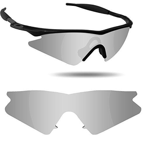 Fiskr Anti-Saltwater Replacement Lenses for Oakley M Frame Sweep Sunglasses - Various - Glasses Frames Salt