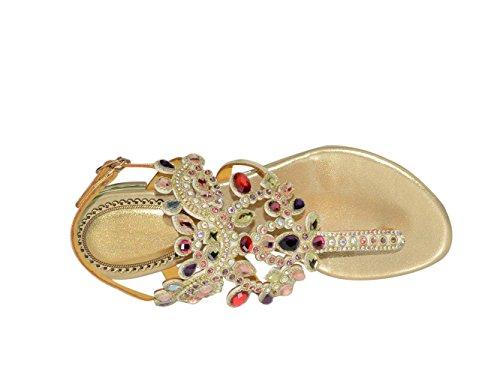 Unicrystal - Zapatos de tacón  mujer