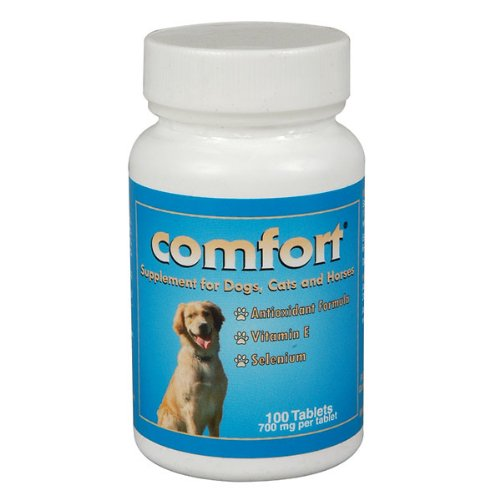 Comfort Antioxidant Tablets – 100 tabs, My Pet Supplies