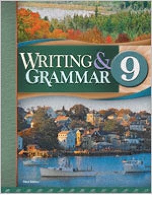 Tests Grammar Writing - Writing & Grammar 9, 3rd Edition