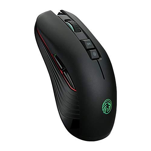 d2b9c4e94071 Emily 2.4G Wireless Foldable Folding Optical Mouse Mice USB Receiver for PC  M600 Black