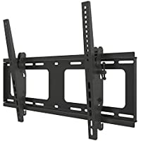 Fotolux TV Wall Mount Tilting Bracket for Most 37-70 Inch LED, LCD and Plasma TVs 75 x 75 mm to 404 x 640 mm and 176 LBS Loading Capacity. Premium Rugged Steel Construction.