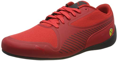 Puma Unisex Adults' SF Drift Cat 7 Ultra Low-Top Sneakers, Red (Rosso Corsa Black), 5 UK ()