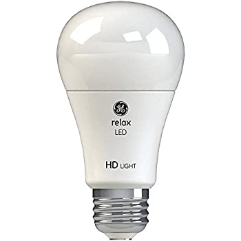 Ge Relax 60w Equivalent Soft White 2700k High Definition