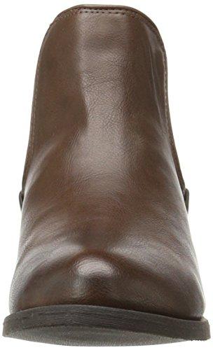Carlos by Carlos Santana Women's Lynn Ankle Bootie Cognac PzMF8Gbu