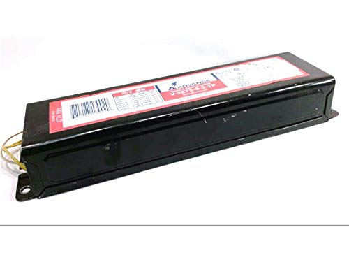 158W 277VAC NO DIMMING Magnetic Type Slimline 2LAMP T12 ADVANCE BALLAST V-2E75-S-2-TP Discontinued by Manufacturer Instant Start Ballast 60HZ