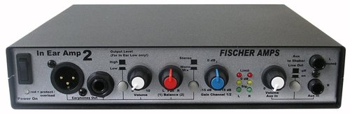 Fischer Amps 001120/2 In-Ear Amp 2 Headphone Amplifier