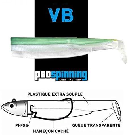 Fiiish Lures - Black Minnow Cuerpos BM120 Verde Blanco - Señuelo ...