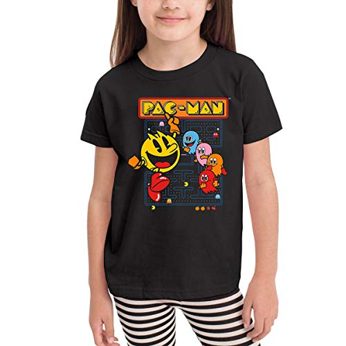 Pac-Man Custom Kids Boys and Girls T Shirt