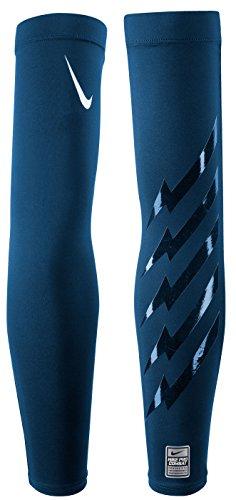 Nike Pro Combat Dri-Fit Sleeve 2.0 - Navy