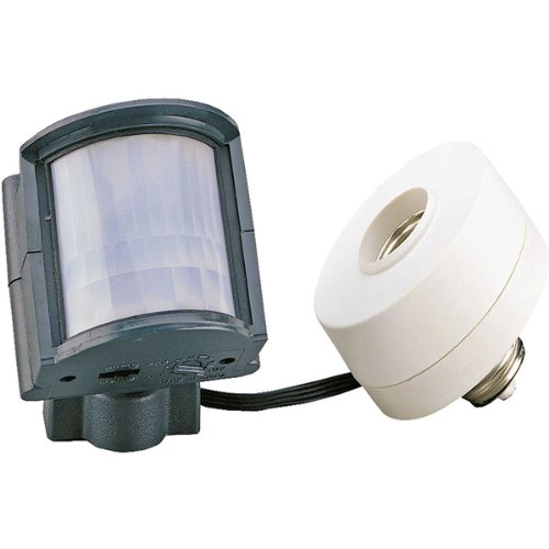 Add Motion Sensor To Existing Outdoor Light in Florida - 2