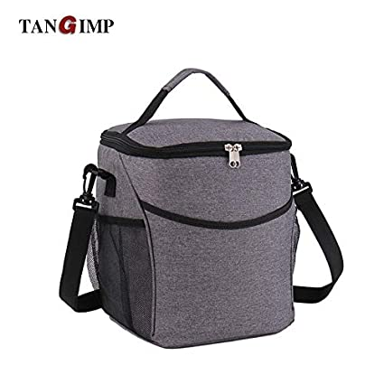 Amazon.com: TANGIMP 9L Adult Lunch Box Insulated Lunch Bag ...