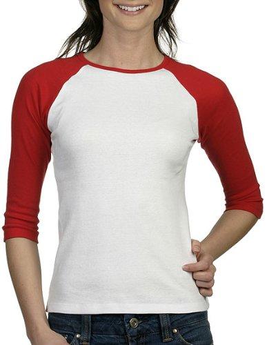 Bella - Camiseta - para mujer Multicolor