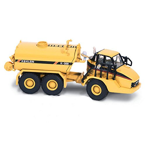 (CAT 730 Articulated Truck with Klein K500 Tank Die-Cast Collectible - 1:87 Scale)