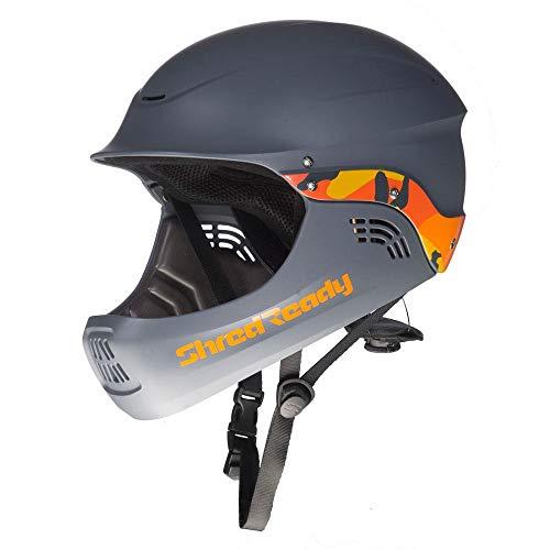 Shred Ready 2018 Standard Fullface Whitewater Helmet LE-Camo