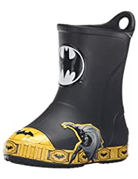 Crocs Kids Bump It Batman Rain Boot