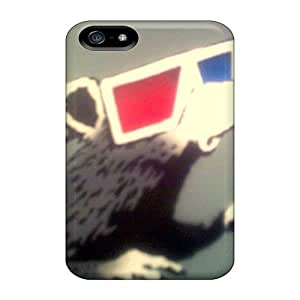 IiuAGEW10082hDbcE Banksy 3d Rat Fashion Tpu 5/5s Case Cover For Iphone