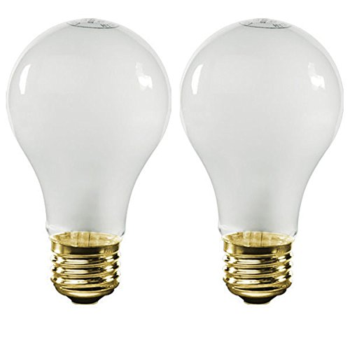 Ge 25 Watt 2-Pack Soft White Light Bulbs ()