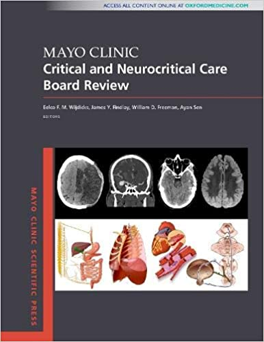 Mayo Clinic Critical and Neurocritical Care Board Review (Mayo Clinic Scientific Press) - Original PDF