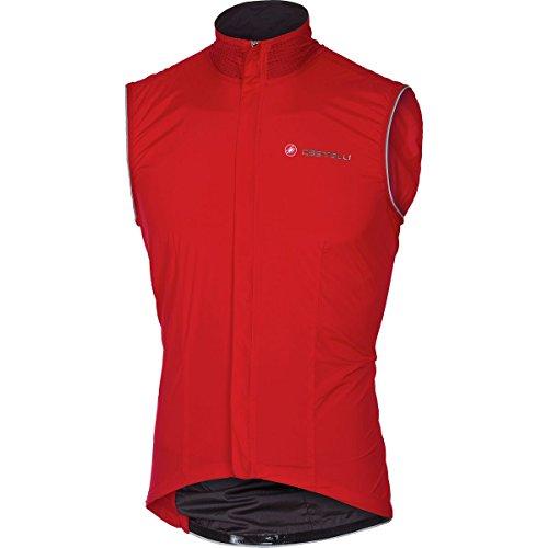 Castelli Sempre Vest - Men's Red, L ()