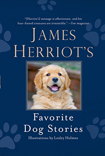 James Herriots Favorite Dog Stories [Herriot, James] (Tapa Dura)