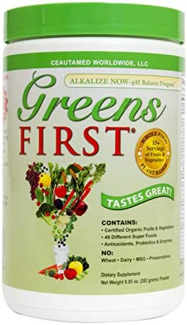 Greens First Nutrient Rich Antioxidant SuperFood product image