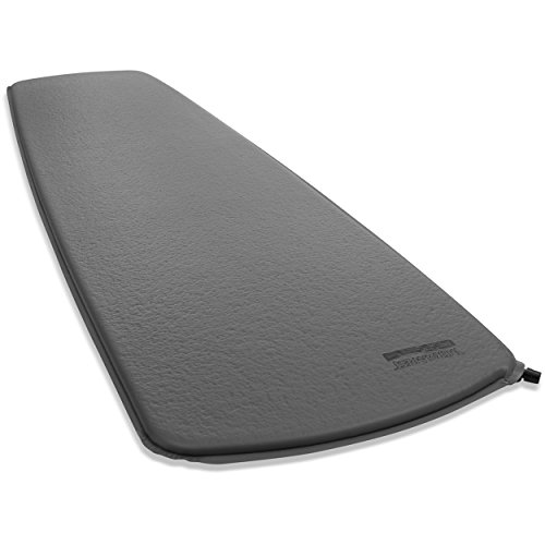 Therm-a-Rest Trail Scout Self-Inflating Foam Camping Mat, Regular - 20 x 72 Inches (Thermarest Sleeping Mat)