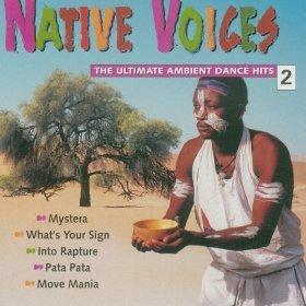 Native Voices, Vol. 2 - The Ultimate Ambient Dance Hits by Master Tone