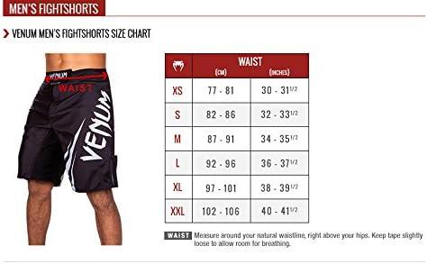 VENUM Gladiator 3.0 Pantalones Cortos de Entrenamiento Hombre