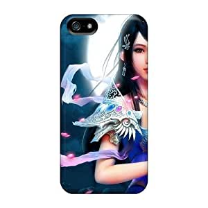 5/5s Scratch-proof Protection Cases Covers For Iphone/ Hot Beautiful Musician Phone Cases