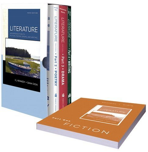 Literature: An Introduction to Fiction, Poetry, Drama, and Writing, Portable Edition (10th Edition)