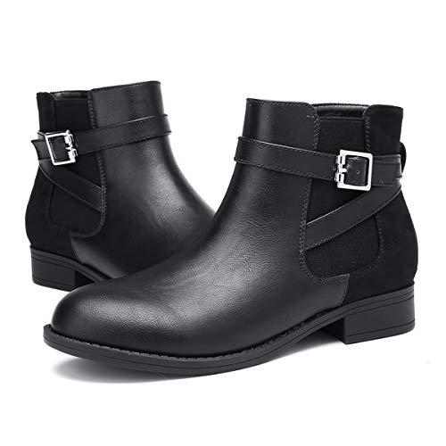 Neve Stivaletti Scarpe gracosy Invernali Boots Donna da pi Chelsea Stivali PgnwqZn1