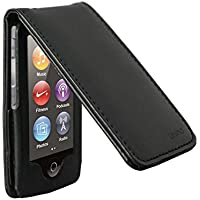 iPOD Nano 7th & 8th Generation Leather Flip case with Removable Clip (Version 2)