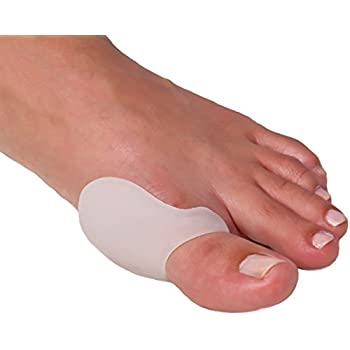 NatraCure Gel Big Toe Bunion Guard - 1316-M CAT - (1 Piece) - (for Pain Relief from Friction, Pressure, and Hallux Bunions)