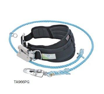 蛍光シグナル親綱ロープ 16mm 緊張器付 (10M) B075FS5ND2