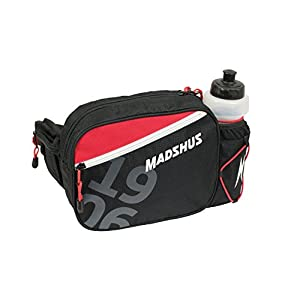 Madshus Waist Belt Bag, One Size, Black