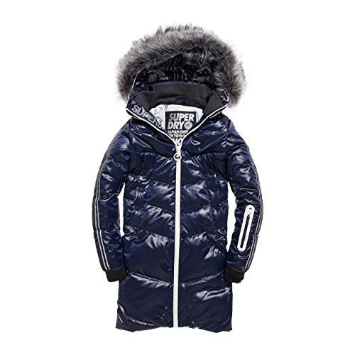 Nuit Bleu Jacket Blue Superdry Isobar Piumino Doudoune Glacier Down A6cw1qU8