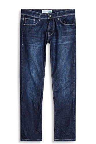 Jeans Esprit Wash Uomo Dritto blue 901 Blu Dark aBwqO8Bdx