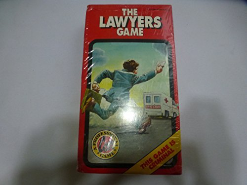 The Lawyers Game: A Professional Con Game