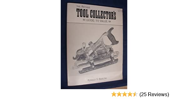 In Style; The Antique Tool Collector's Guide To Value Ronald Barlow Book 1991 3rd Edition Fashionable