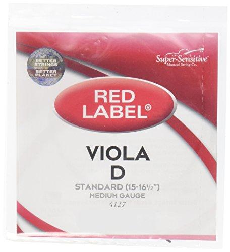 Label 4127 Viola D String, Standard ()