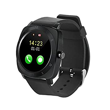 Smart Watch Android IOS Montre Connectée Bluetooth Téléphone Tactile