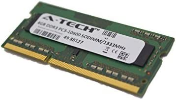 RAM Memory Upgrade for The Compaq//HP DM4 Series dm4-2110sp 4GB DDR3-1333 PC3-10600