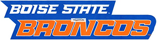 11 Inch BSU Broncos Boise State University Logo Removable Wall Decal Sticker Art NCAA Home Room Decor 11 by 3 Inches