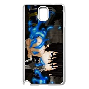 Blue Exorcist Samsung Galaxy Note 3 Cell Phone Case White as a gift B2437030