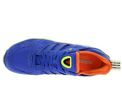 Adidas - Tech Super 20 - D67338 - Colore: Azzuro - Taglia: 44.0 Excelente Para La Venta Bq7vm