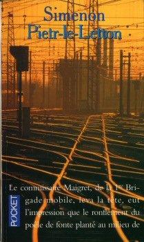 Pietr-le-Letton par Simenon