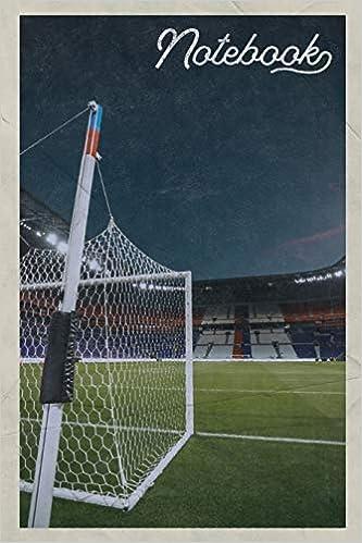 Notebook  Football Equipment Net helpful Composition Book Journal ... dcb99c9215