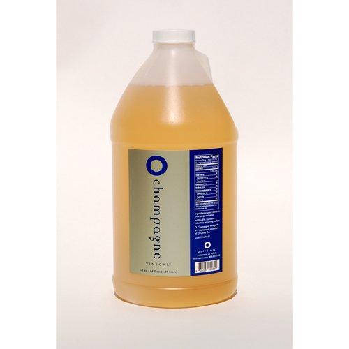 O Olive Oil - Champagne Wine Vinegar - 0.5 gal (Pack of 2) by O Olive Oil