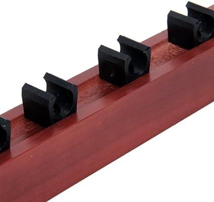 Roman - Soporte de madera para 6 tacos de billar: Amazon.es ...